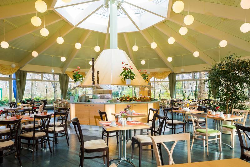 Restaurant / Urheber: Hotel am Terrassenufer / Rechteinhaber: © Hotel am Terrassenufer