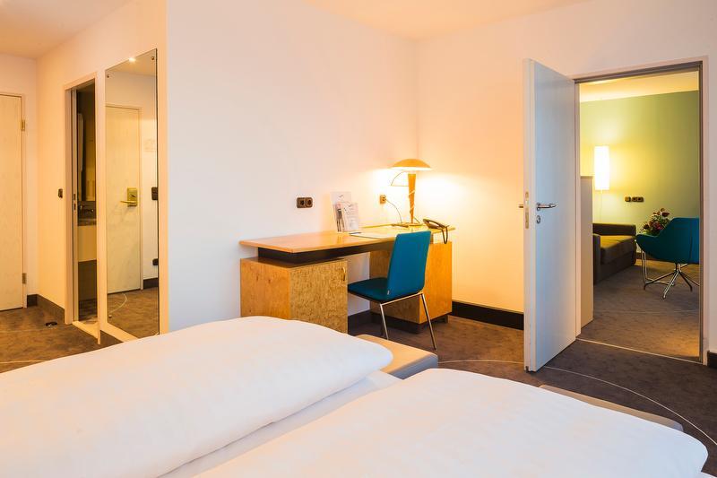 Junior Suite auf Anfrage / Urheber: Hotel am Terrassenufer / Rechteinhaber: © Hotel am Terrassenufer