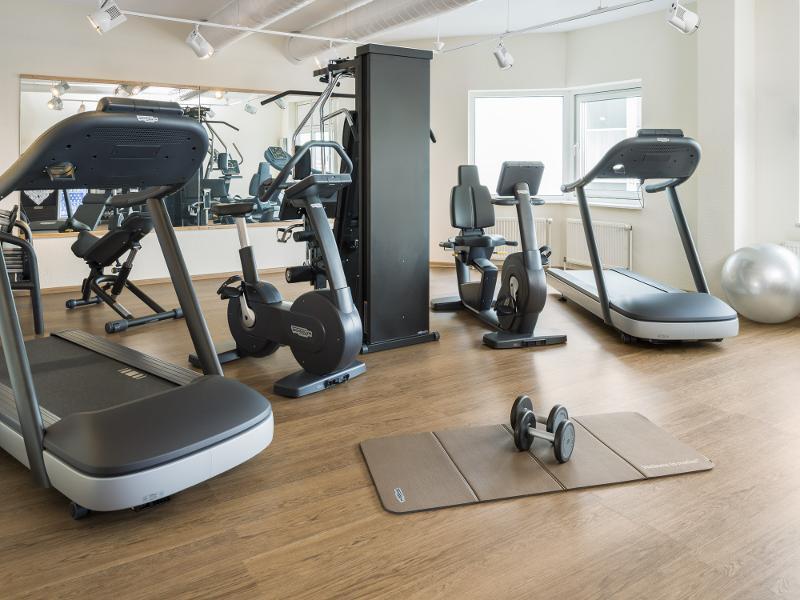 Fitnessbereich / Urheber: NH Hotel Dresden Neustadt / Rechteinhaber: © NH Hotel Dresden Neustadt
