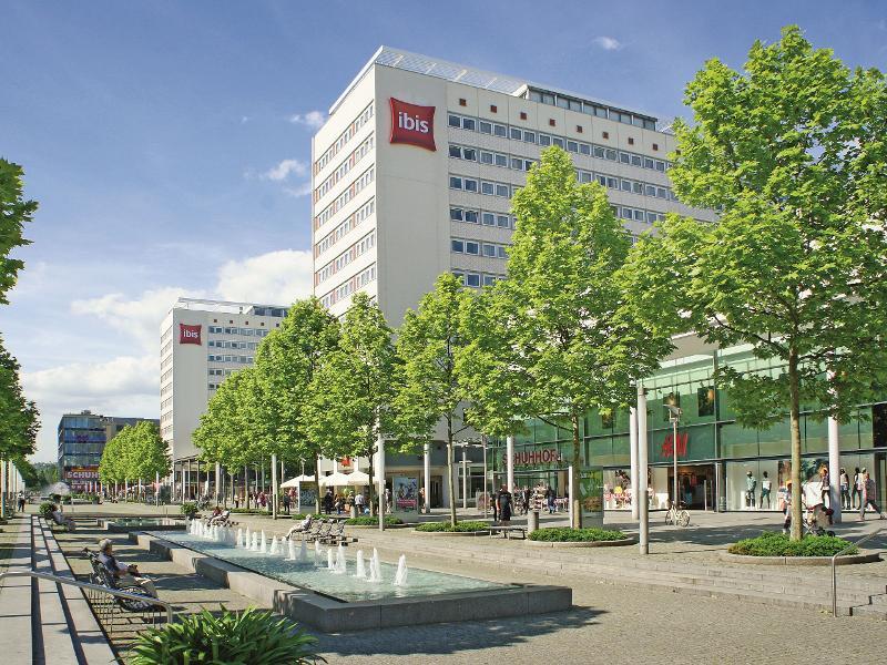 Fußgängerzone Prager Straße / Urheber: ibis Hotels Dresden / Rechteinhaber: © ibis Hotels Dresden