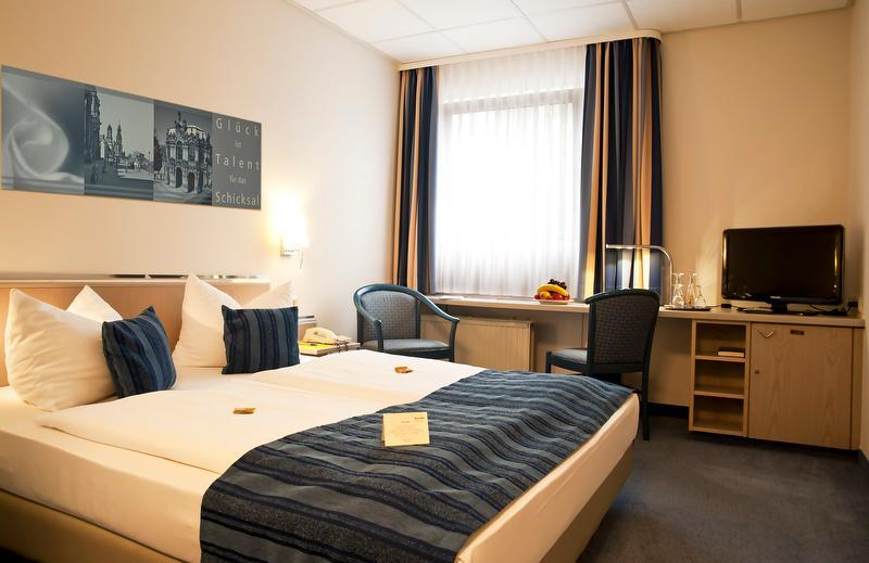 Zimmer / Urheber: Gladasch / Rechteinhaber: © Hotel Novalis