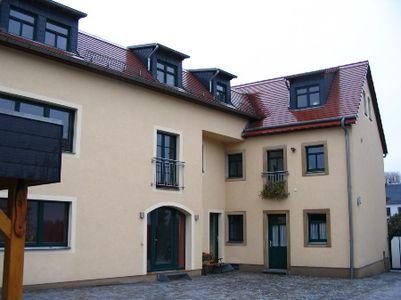 Ferienwohnung Alte Gärtnerei Dresden *** - Böckermann, Wolfram - (Dresden). Ferienwohnung II (1147361), Dresden, Sächsisches Elbland, Sachsen, Deutschland, Bild 1