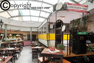 "Restaurant ""Dresden 1900"" / Urheber: Restaurant Dresden 1900 / Rechteinhaber: © Restaurant Dresden 1900"
