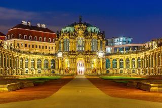 Abendfahrt / Urheber: Stadtrundfahrt Dresden GmbH