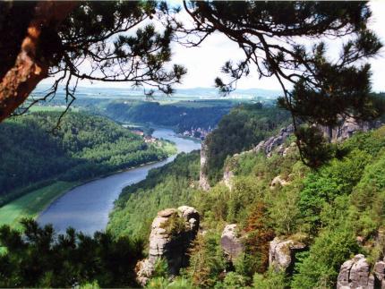 Sächsische Schweiz-Rundfahrt (Buchung bis 19.00 Uhr Vortag)