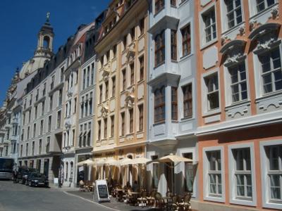 Historisches Bürgerhaus Dresden - Kulturstift Ferienwohnung in Sachsen