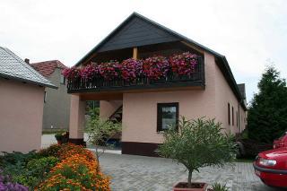 Ferienwohnung 1 - Balkon