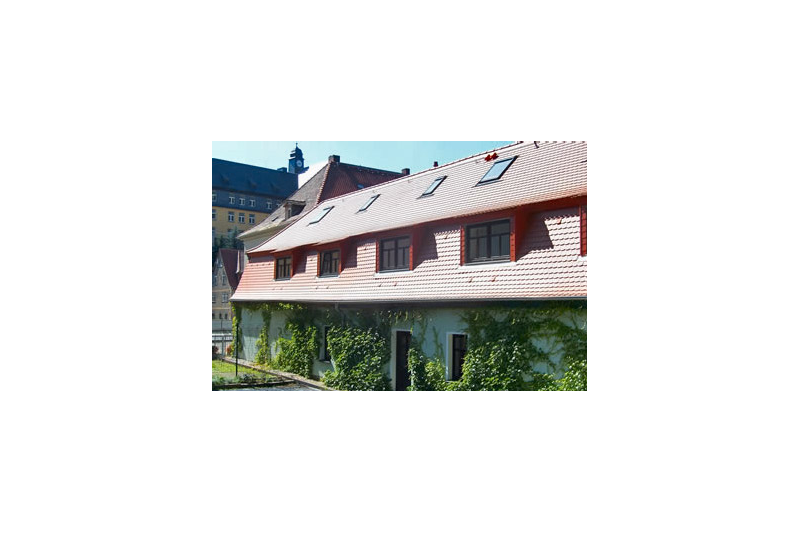 Nebenhaus Pension Röhringer / Urheber: Leuteritz / Rechteinhaber: © Leuteritz