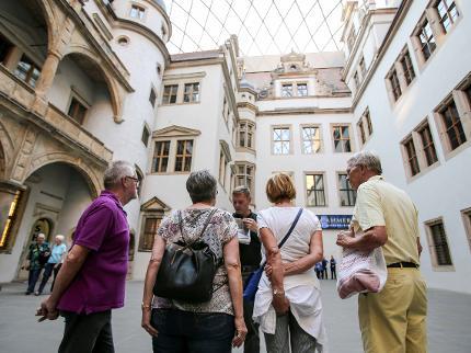 Faszination Dresden - Der besondere Stadtrundgang