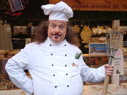 Dresdner Weihnacht – Unterwegs mit dem Striezelbäcker Zacharias Zuckerkern - 16:00 Uhr