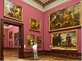 Gemäldegalerie Alte Meister / Urheber: Staatliche Kunstsammlungen Dresden / Rechteinhaber: © Staatliche Kunstsammlungen Dresden
