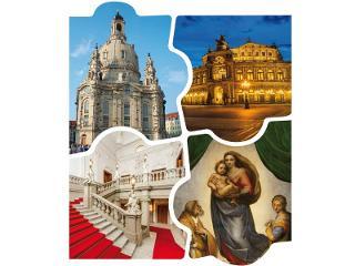 Programmkomplex Glanzlichter Dresdens / Urheber: Initialverlag Dresden / Rechteinhaber: © Erlebnistouren Dresden Renger