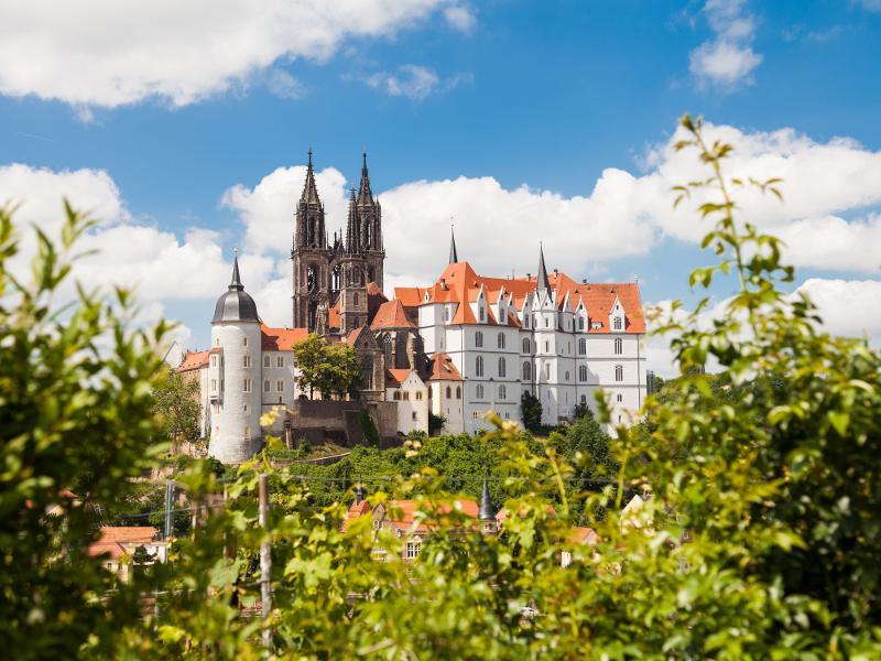 Albrechtsburg Meißen / Urheber: Daniel Bahrmann / Rechteinhaber: © Tourist-Information Meißen