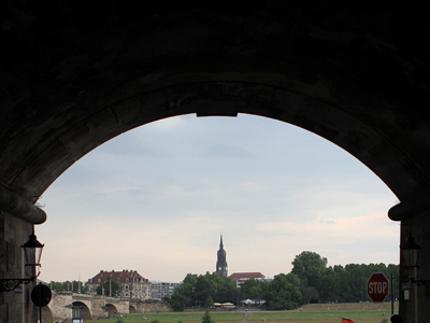 Abseits der Touristenpfade durch Dresden (Buchungsstopp: Vortag 18 Uhr)