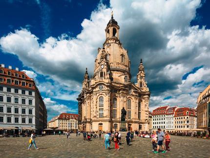 Kuppelaufstieg Frauenkirche - Familienticket ( 2 Erwachsene + eigene Kinder)