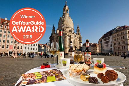 Köstliches Dresden – der kulinarische Stadtrundgang