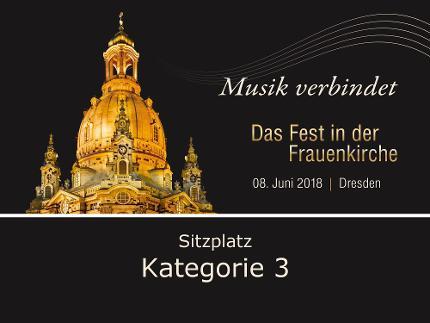 Europ. Kulturpreis Einzelticket Kategorie 3