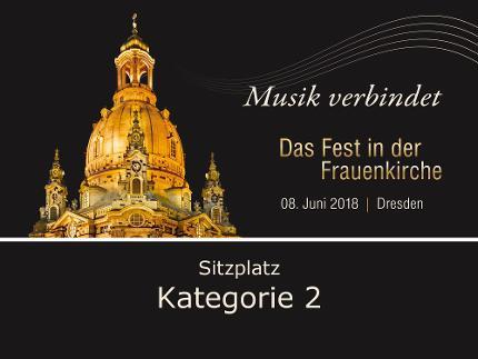 Europ. Kulturpreis Einzelticket Kategorie 2