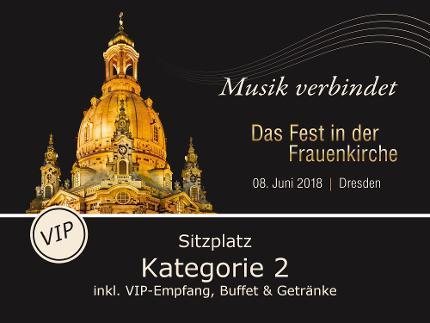 Europ. Kulturpreis VIP-Ticket Kategorie 2