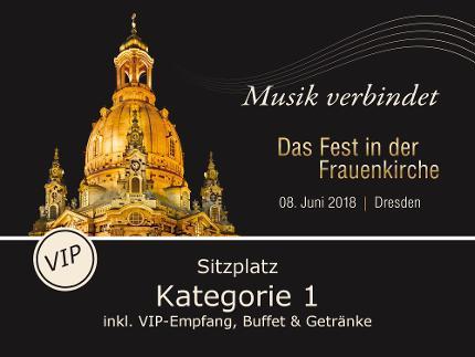 Europ. Kulturpreis VIP-Ticket Kategorie 1