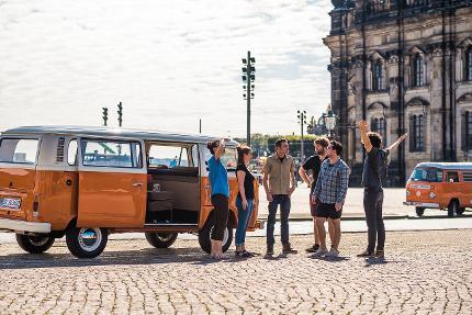 Große Dresden-Tour