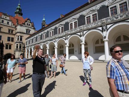 Kombi-Ticket - Der besondere Stadtrundgang der Dresden Information + Eintritt Panometer