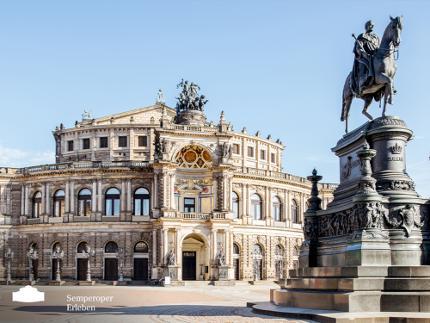 Führung Semperoper englisch - Dresden Card Rabatt