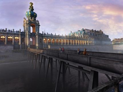 Time Ride: Virtual Reality Tour Dresden