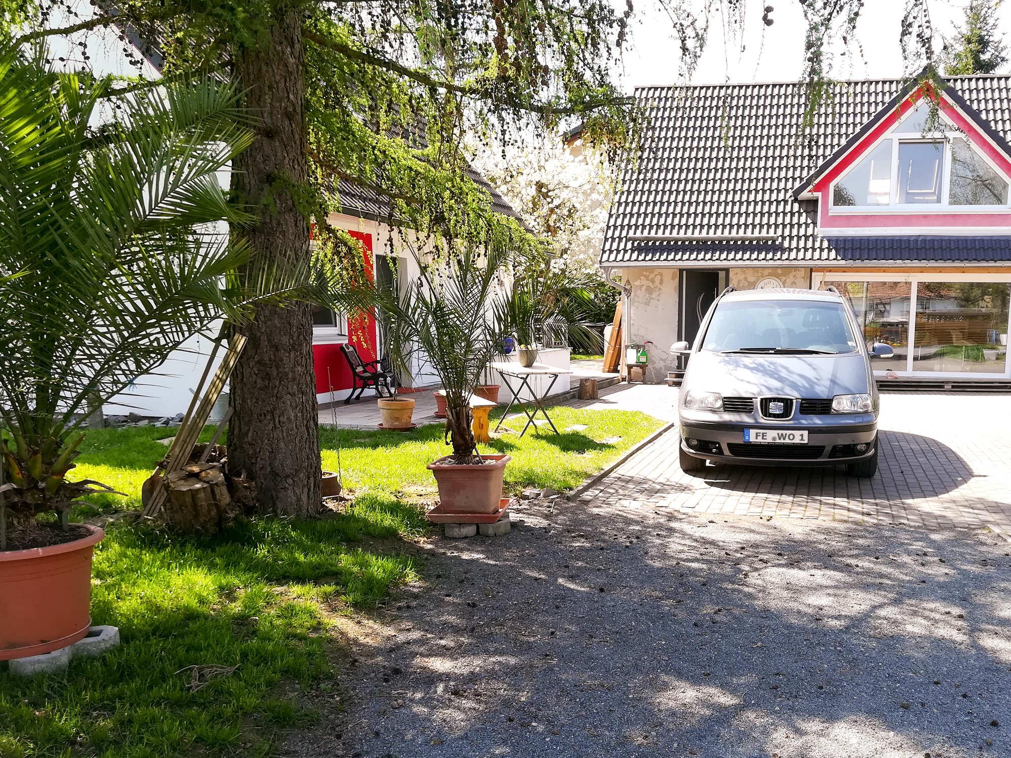 Ferienhaus Görmer. Ferienhaus mit Wasserbett Ferienhaus