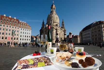 Köstliches Dresden – der kulinarische Stadtrundgang - Schwerbehinderte