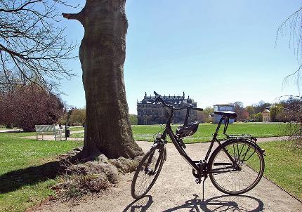 Fahrradtour für Genießer - mit eigenem Fahrrad - Dresden-Card-Inhaber