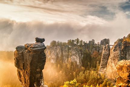 Genusswandern in der Sächsischen Schweiz