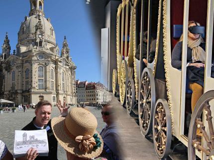 Kombi-Ticket - Der besondere Stadtrundgang + Eintritt Time Ride