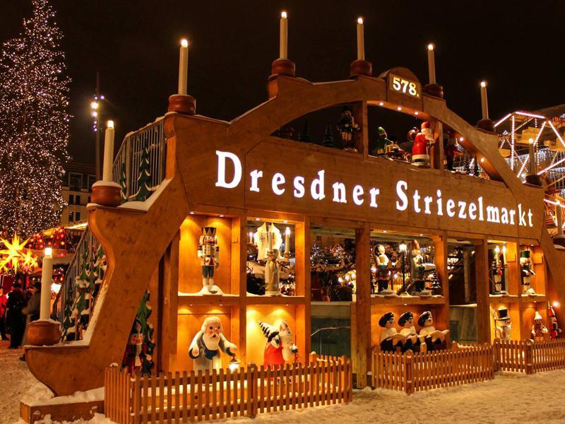 Striezelmarkt / Urheber: Christian Borrmann / Rechteinhaber: © Christian Borrmann