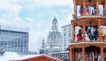 Dresden im Advent - DAS ORIGINAL - Stadtrundgang mit DresdenWalks - deutsch
