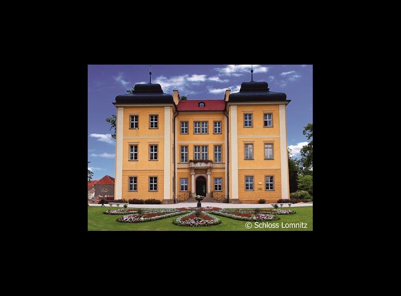 Hotel Schloss Lomnitz / Urheber: Susann Heinze: © Hotel Schloss Lomnitz / Rechteinhaber: © Susann Heinze: © Hotel Schloss Lomnitz