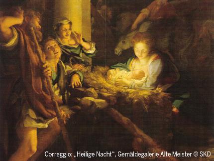 Weihnachten bei den Alten Meistern