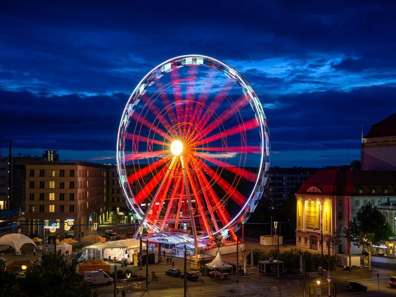 Wheel of Vision / Urheber: Michael Schmidt / Rechteinhaber: © Michael Schmidt