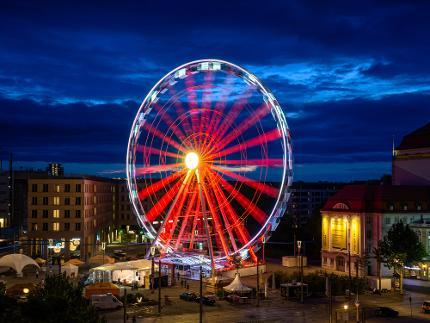 "Riesenrad ""Wheel of Vision"""