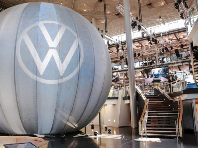 Gläserne Manaufaktur / Urheber: Volkswagen Sachsen GmbH / Rechteinhaber: © Volkswagen Sachsen GmbH