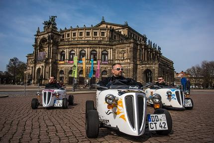 HotRod Tour 120 Minuten - all inklusive