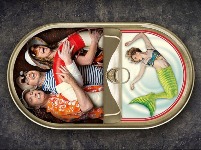 SOS Familienurlaub / Urheber: Stephan Hoyer / Rechteinhaber: © Theaterkahn - Dresdner Brettl