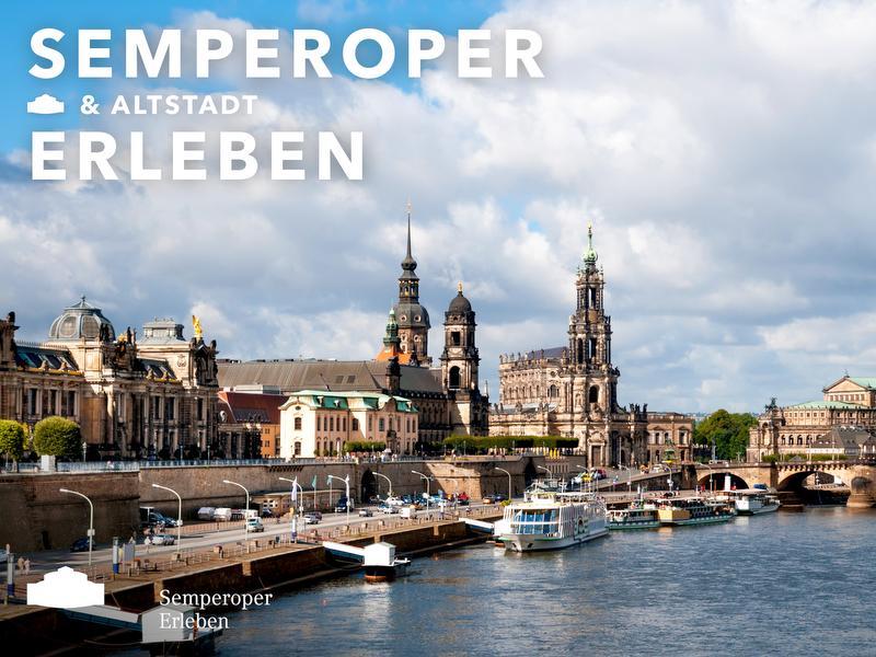 Semperoper erleben / Urheber: Avantgarde Sales & Marketing Support GmbH / Rechteinhaber: © Avantgarde Sales & Marketing Support GmbH