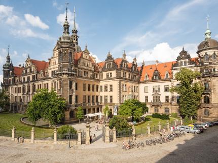 """Museumsticket für """"Residenzschloss Dresden"""""""