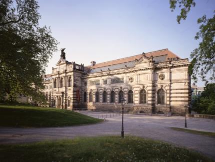 """Museumsticket für """"Albertinum"""""""
