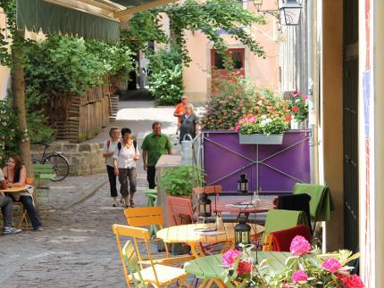 igeltour: Dresdens heimliche Mitte - Durch die Bunte Republik Neustadt