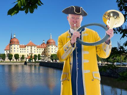 Moritzburg: Von der Jagd und anderen Lustbarkeiten