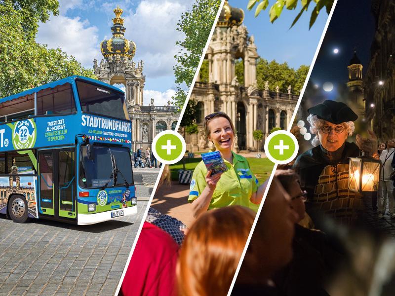 Stadtrundfahrt Dresden / Urheber: Stadtrundfahrt Dresden GmbH / Rechteinhaber: © Stadtrundfahrt Dresden GmbH
