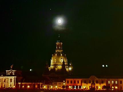 Große Nachtwächterführung in Dresdens Alt- und Neustadt - Kind 0-14 Jahre