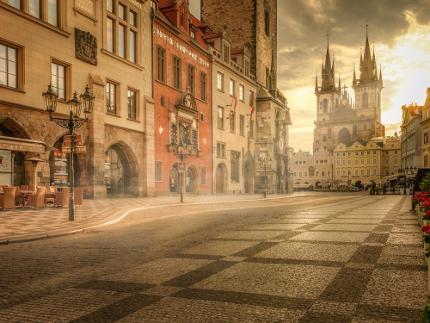 Tagesausflug nach Prag